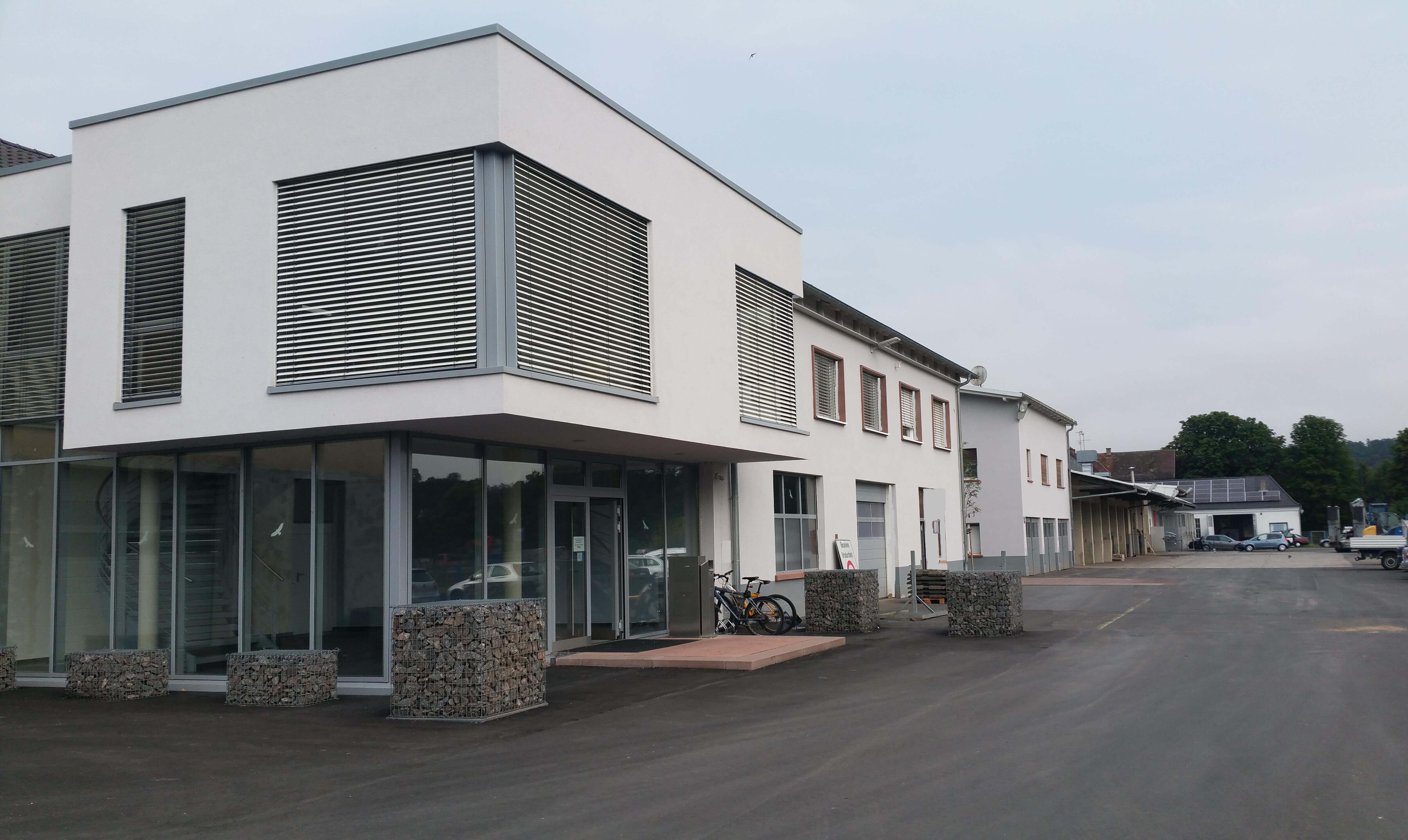 MK Grümbel Bürogebäude